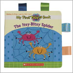 I: Taggies First Book - Itsy Bitsy Spider
