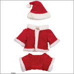 Ganz Webkinz Clothing - Santa Suit