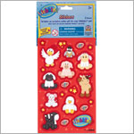 Ganz Webkinz Stickers - Farm