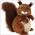 Ganz Webkinz Red Squirrel