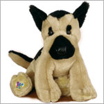 II: Ganz Webkinz German Shepherd Dog