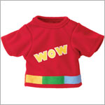 II: Ganz Webkinz Clothing - Wheel of Wow Tee