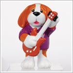 II: Ganz Webkinz Beagle Rock N' Roll Figure