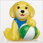 II: Ganz Webkinz Golden Retriever Figure