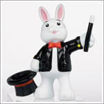 II: Ganz Webkinz Rabbit Magic Figure