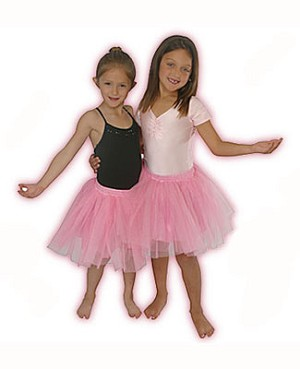 II: Acting Out Pink Musical Ballerina Skirt