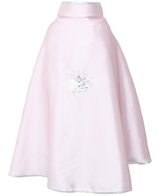 Creative Education Pink Princess Adventure Cape - Size Small (4y-6x)