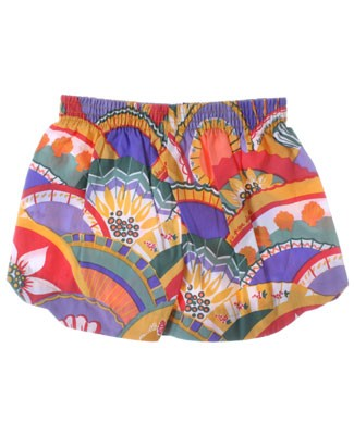 II: Deux Par Deux At The Beach Shorts