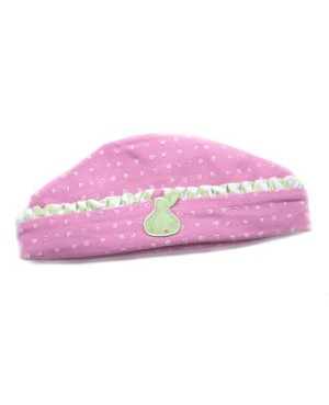 II: Le Top Pear Applique Hat