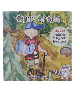 Camp Grams Book Of Postcards