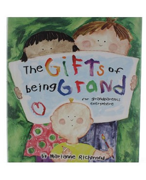 The Gifts Of Being Grand Book