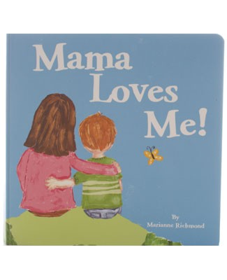Moma Loves Me! Board Book