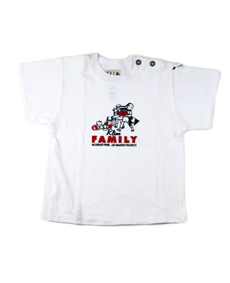 9m Klim Baby's Short Sleeve Family Tee