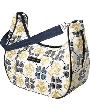 Z: Petunia Pickle Bottom Touring Tote - Classic Copenhagen