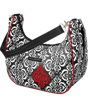 Z: Petunia Pickle Bottom *Glazed* Touring Tote - Frolicking in Fez *Ships in July!*