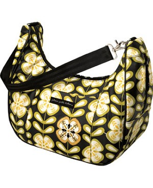 Z: Petunia Pickle Bottom *Glazed* Touring Tote - Lively La Paz