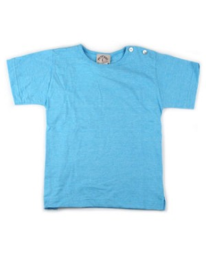 R: Petit Boy Short Sleeve Teal Tee