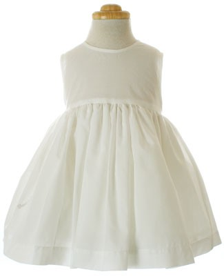 Sarah Louise Ivory Petticoat Dress