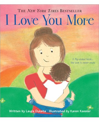 I Love You More A Flip-Sided Book