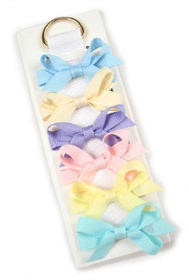 II: Wee Ones Pastel Bow Box