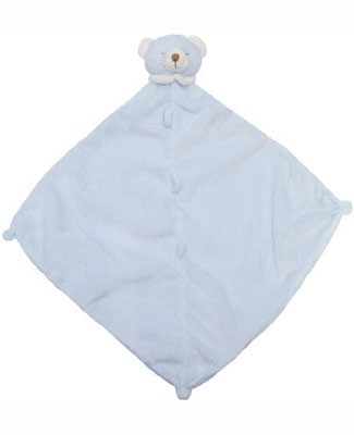 Angel Dear Blue Bear Blanket