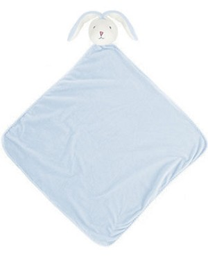 Angel Dear Blue Bunny Floppy Ear Napping Blanket