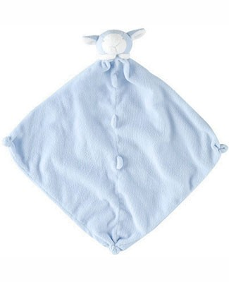 Angel Dear Blue Lamb Blanket