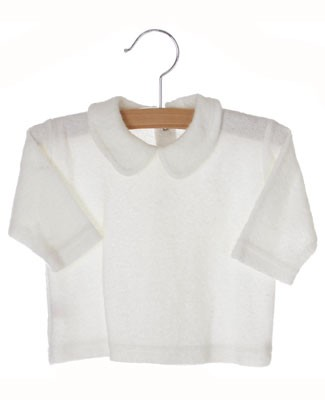 : Anna Bassetti White  L/S Top