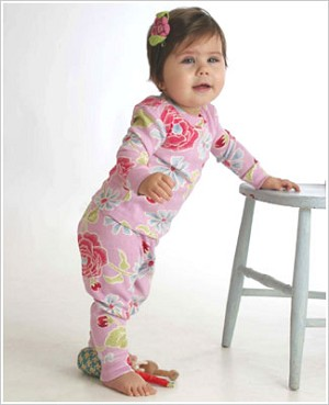 Baby Lulu Sampson 2pc Jammies