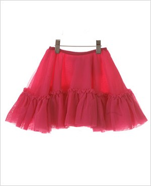 Baby Lulu WILLOW Ruffle Skirt
