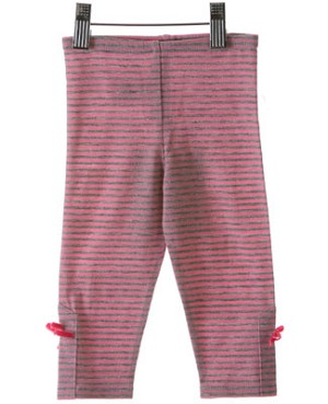 Baby Lulu Chinatown Stripe Leggings