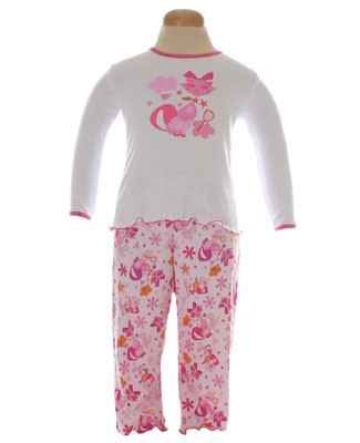 II: Good Night Lulu Kitty Parlor Jammies