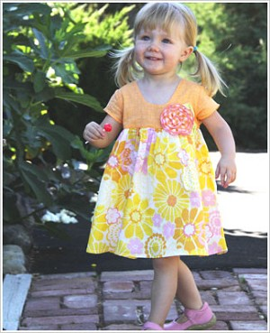 Z: Baby Lulu SUNSHINE Molly Dress