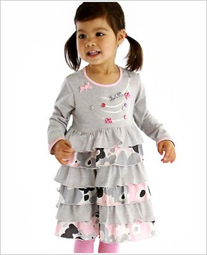 X: Baby Lulu POSY Devon Dress