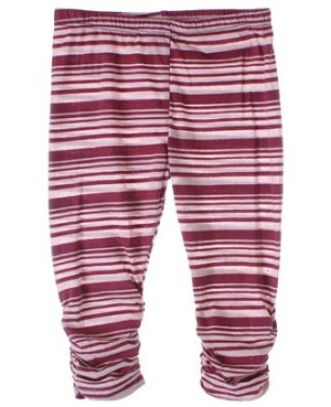 Baby Nay *Big Citizen* Amethyst Striped Leggings
