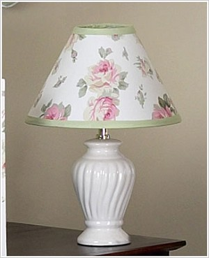 : Riley's Roses Lamp Shade
