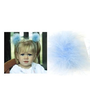 ~ Blooming Bows Mini Marabou Set
