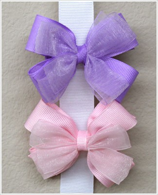 Blooming Bows Mini Best Seller Clippie *More Colors*