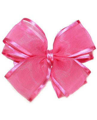 Blooming Bows Spring Dancer Hair Bow Clippie *Two Colors!*