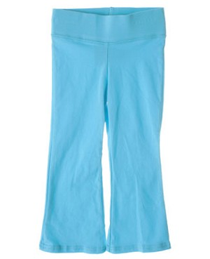 Corky & Company Turquoise Flare Pants