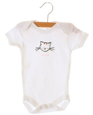 II: Crystaleigh Baby *Meow* Bodysuit