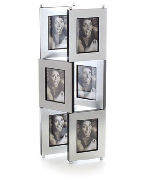 Cupecoy Home Fashions Multi Frame Picture Tower *Holds 12 Photos*