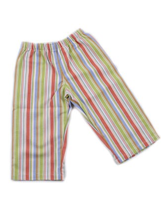 II: Extrasmall Lollipop Multi Stripe Pant