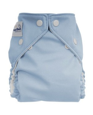 II: Fuzzi Bunz Baby Blue Reusable Diaper