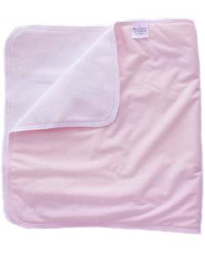 II: Fuzzi Bunz Baby Pink Changing Pad *So Soft!*