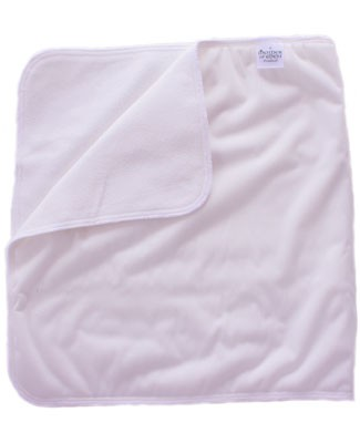 II: Fuzzi Bunz White Changing Pad *So Soft!*