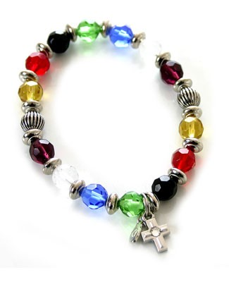 Ganz *Rainbow of Faith* Bracelet