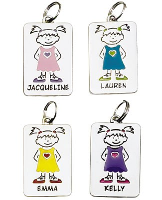 : Ganz My Kids Personal Tags *Girls Names Begining w/ D - J*
