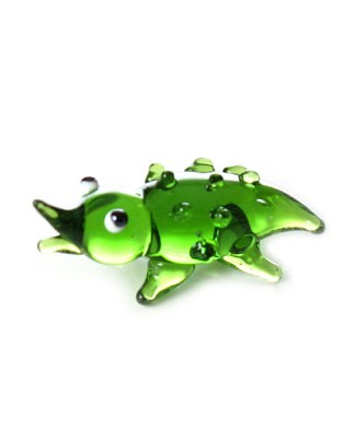 Ganz *Alligator* Mini Glass Animal World