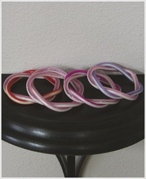 Ganz Sparkle Glow Bracelets *Many Colors!*